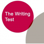 The Writing test