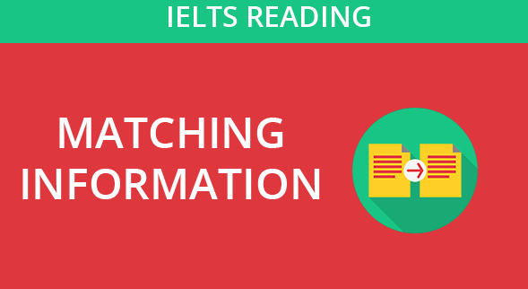 IELTS-READING-MATCHING-INFORMATON