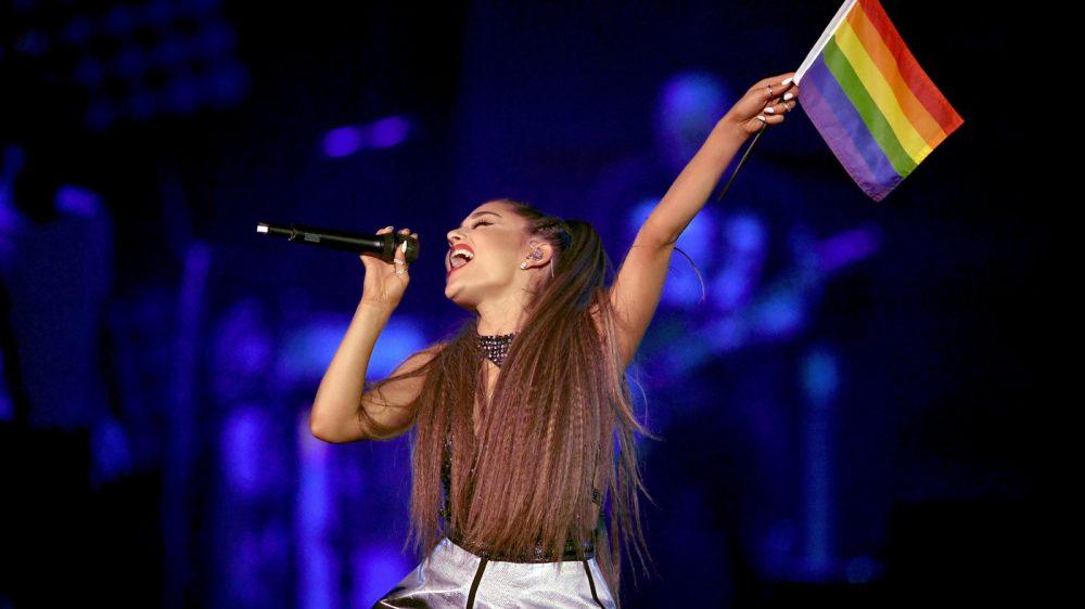 Ariana Grande, one of this year's most celebrated pop stars, performs at the 2018 iHeartRadio Wango Tango.