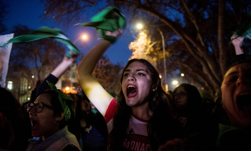 Rape argentina